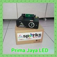 Lampu Laser Spark C200 RGY