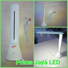 LED Emergency Lampu Meja USB