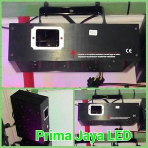 Lampu Laser Spark SPL 253 RGY