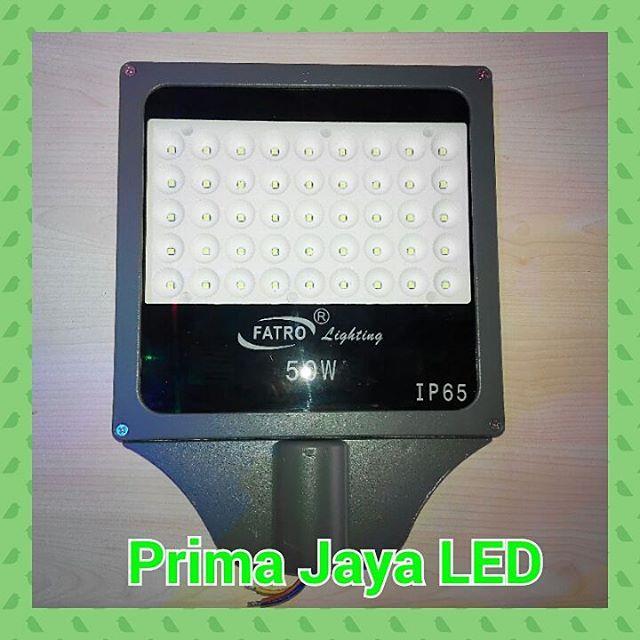 Jual Kap Lampu Jalan LED Fatro 50 Watt Harga Murah Jakarta