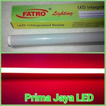 LED Neot T5 Warna Merah