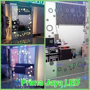 Miror Furniture LED Motif Bola