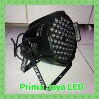 New LED Par 54 X 3 Watt RGBW