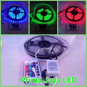 From LED Strip 5050 RGb Remote 0