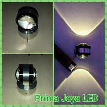 Lampu Interior Bola Dinding Warm White