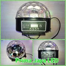 Bola Disko LED 18 Watt
