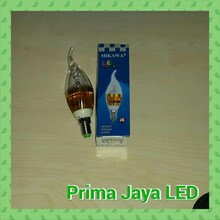 LED Candle Light 3 Watt Model Cabe