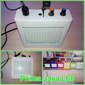 From Fatro LED Flasher RGB Box With White Body 0