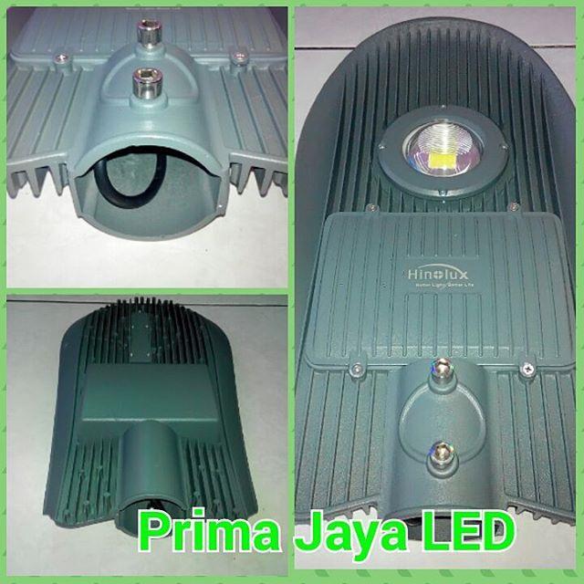 Jual Lampu Jalan LED Model Cobra 50 Watt Harga Murah