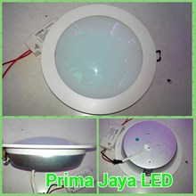 LED Downlight 12 Watt Model Cembung