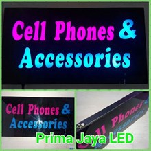 Sign LED Cell Phone Accesories