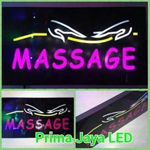 Lampu LED Tempat Massage