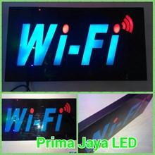 Lampu LED Petunjuk WIfi