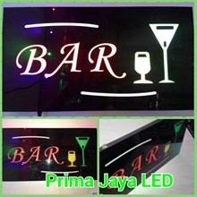 Lampu LED Bar Sign