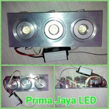 Ceiling LED 3 Mata 1 Watt