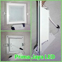 Downlight Panel Kotak Kaca 18 Watt