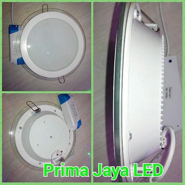 Jual LED Downlight Bulat Kaca 18 Watt Harga Murah Jakarta