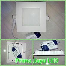 Ceiling LED Kotak Tipis 6 Watt