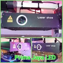 Lampu Laser Ungu 2 Watt