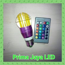 Lampu LED E27 RGB