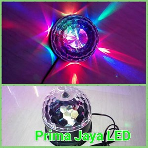 LED Disco Ball Matahari