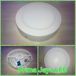 Lampu LED Outbo Bulat 12 Watt