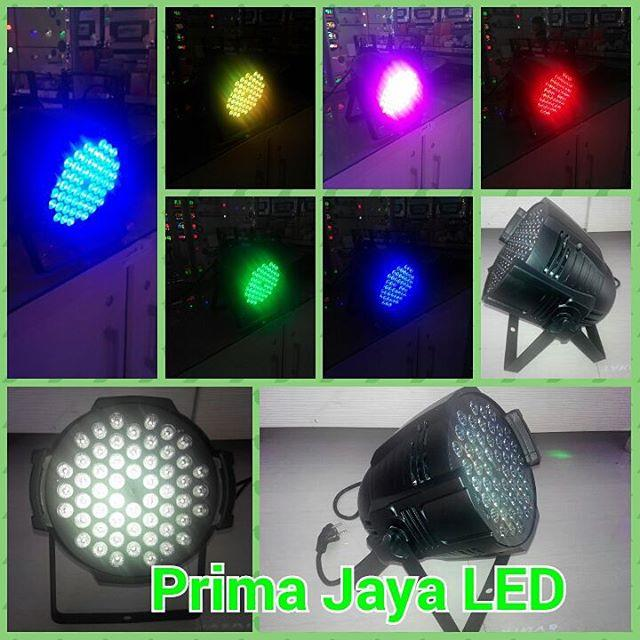 Jual Lampu Par LED 54 RGB 3 In 1 Harga Murah Jakarta Oleh