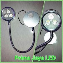 Lampu Baca Flexible LED 3 Watt