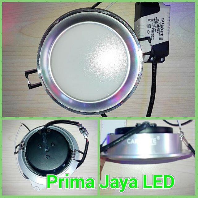 Jual Lampu Downlight LED Cardilite 5 Watt Harga Murah