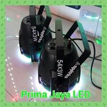 New Par LED 54 Spark RGBW