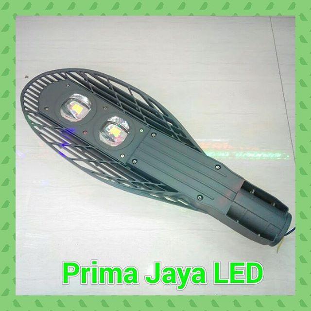 Jual LED Lampu Jalan Daun 100 Watt Harga Murah Jakarta