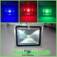 Lampu Tembak RGB 30 Watt 1