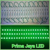 LED Module 3 Mata Hijau 1