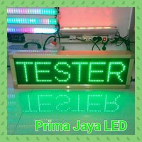 Jual LED Display Running Teks 70cm