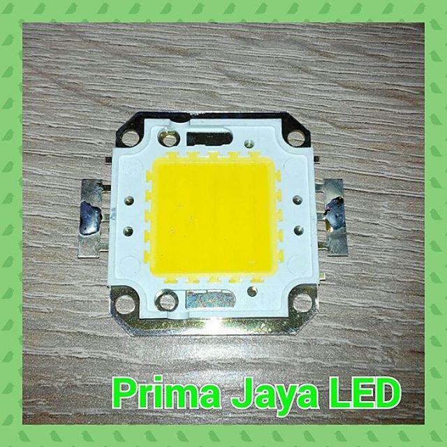 Jual Mata Lampu LED 50 Watt Warm White Harga Murah Jakarta