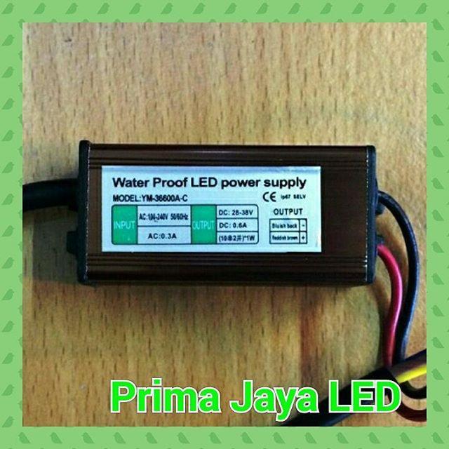 Jual Balast Lampu Tembak LED 20 Watt Harga Murah Jakarta