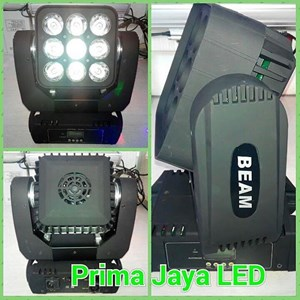 LED Matric Beam Moving Head