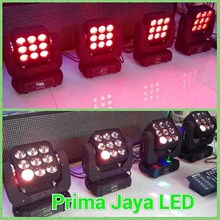 Moving LED Beam Madrix 90W