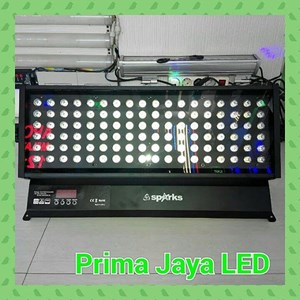 Wall Washer LED 108 RGBW
