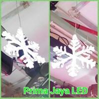 Lampu LED Gantung Snow Putih 1