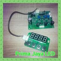 PCB Program Par LED 54 RGBW 1