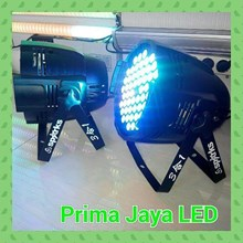 Lampu Par LED RGB 3in1
