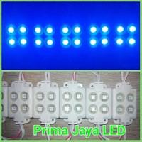 Modul LED Hiled 4 Mata Biru 1