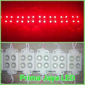 LED Modul Hiled 4 Mata Merah