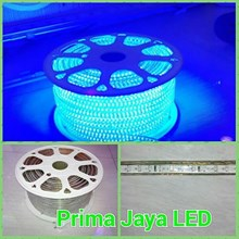 Flexible LED 3014 AC 220 Volt Biru