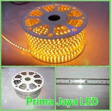 Lampu LED Flexible 5050 Kuning