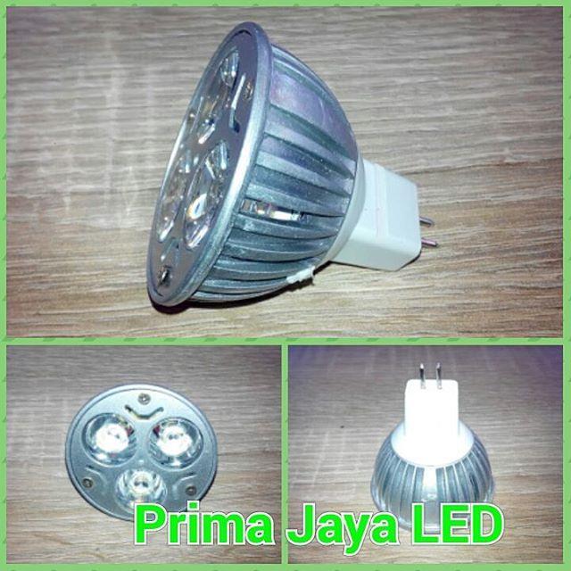Jual Lampu LED MR16 Murah 3 Watt Harga Murah Jakarta Oleh