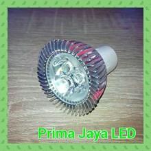 Lampu LED 3 Watt Fitting MR16
