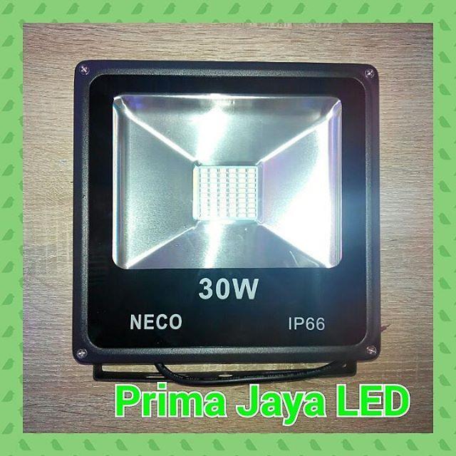 Jual Spotlight LED Lampu Tembak 30 Watt Harga Murah