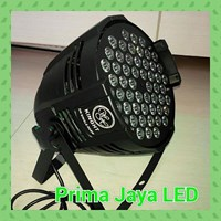 Lampu Par LED 54 X 1 Watt RGBW
